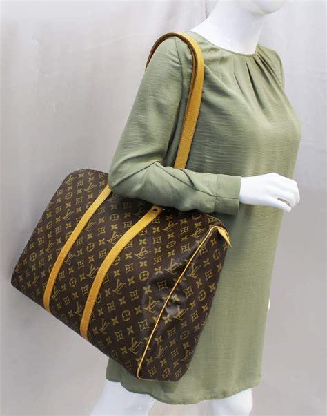 louis vuitton sac flanerie  monogram shoulder bag
