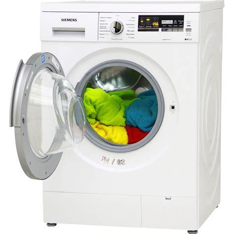 test siemens wm14s485ff iq500 lave linge ufc que choisir