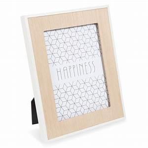 Maison Du Monde Cadre Photo : cadre photo blanc 13x18 cm james maisons du monde ~ Teatrodelosmanantiales.com Idées de Décoration