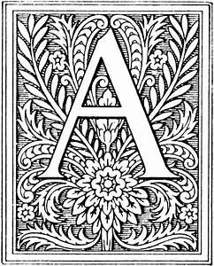the 25 best illuminated letters ideas on pinterest With illuminated alphabet templates