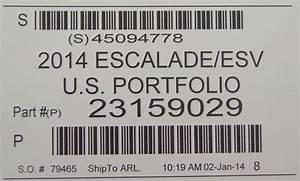 2014 Cadillac Escalade  U0026 Escalade Esv Owners Manual Booklet W   Leather Pouch New