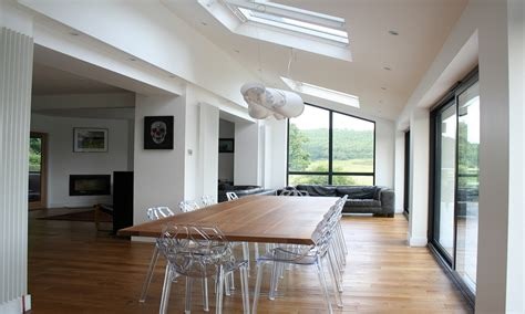 Small Kitchen Dining Room Ideas, Side House Extension