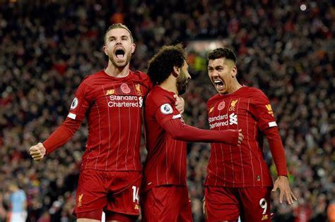 Liverpool win 2019/2020 Premier League - Pink 96.9 fm