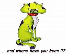 Image result for Where Have You Been Cartoon