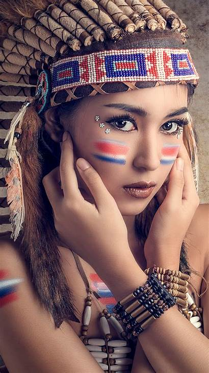 Tribal Highlights Iphone Android Wallpapers