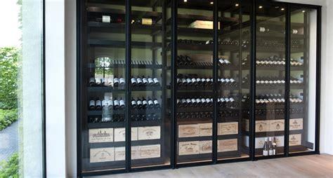 armoire à vin métallique quot sliding quot bruges 2013