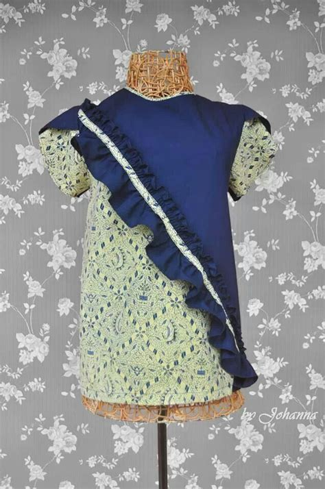images  simple dress  batik  pinterest