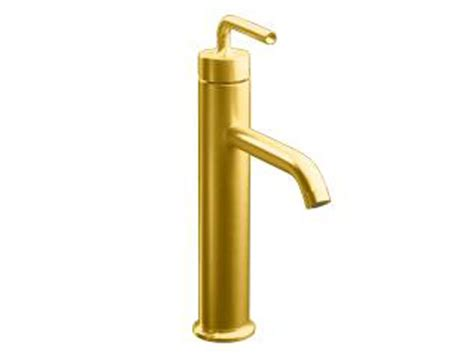 brushed gold faucet images