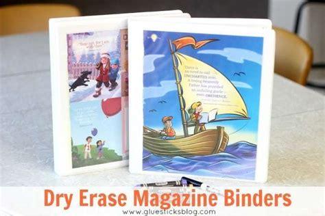 Dry Erase Activity Binders For Kids