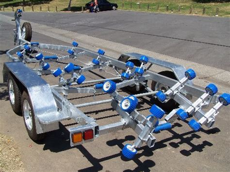 Steel Boat Trailer For Sale by Dip Galvanized 15ft Australia Standard I Beam Steel