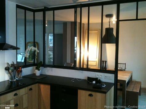 verriere entre cuisine et salle à manger création d 39 une verrière entre la cuisine et le living