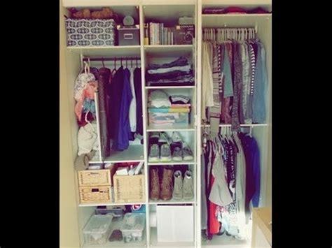 closet tour i comment j 39 organise mes vêtements