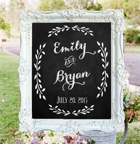 17 best ideas about wedding chalkboards on