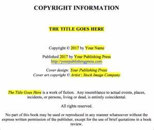 jutoh and word bffs blackbird publishing With copyright template for book