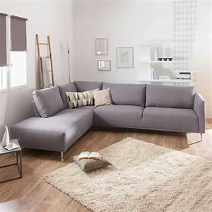Canapé Tissu Angle : canap d 39 angle tissu dehoussable ~ Teatrodelosmanantiales.com Idées de Décoration