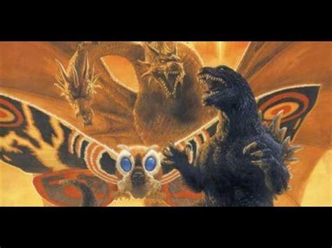Ghidorah then appeared in the 2019 film, godzilla: GMK -Godzilla vs King ghidorah Final Battle: Toy Footage ...
