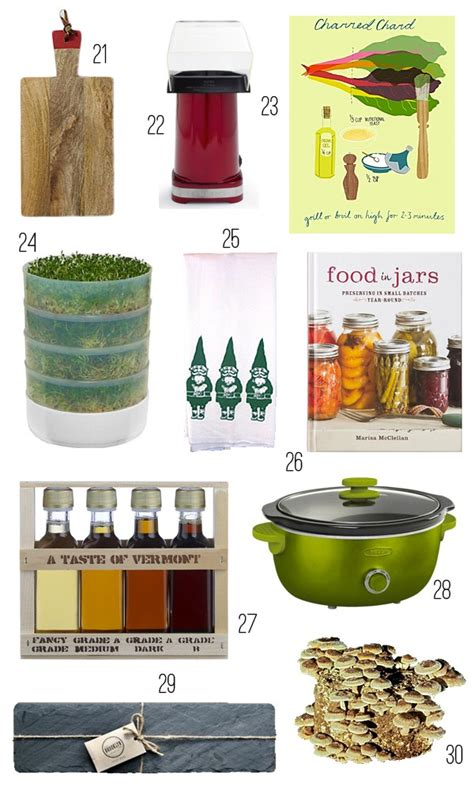 40 holiday gift ideas for cooks