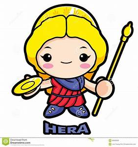 Hera Greek Mythology Clipart - Clipart Suggest