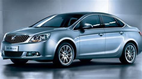 Buick Excelle by Buick Excelle Gt Sedan Debuts In China U S Version