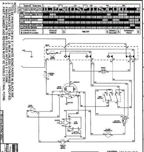 amana dryer wiring diagram wiring diagram and schematics