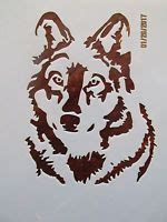 scrollwork animals images   pyrography