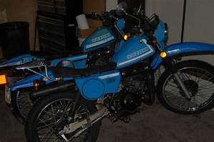 Buy Two Bikes For The Price Of One Suzuki Ts125 And On