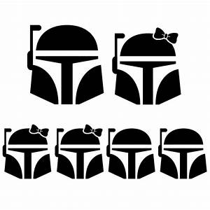 boba fett mandalorian family vinyl sticker car decal With kitchen colors with white cabinets with boba fett sticker