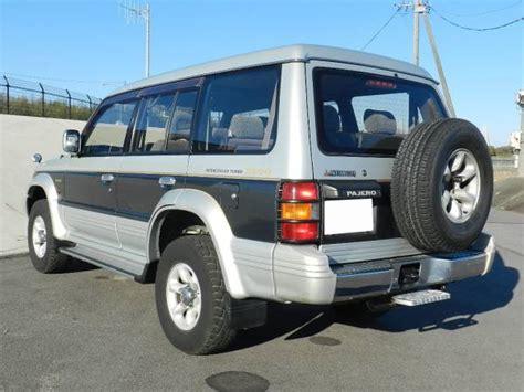 2004 v75w 1994 v46 mitsubishi pajero v46w for sale apan jpn car name for sale japan tel fax