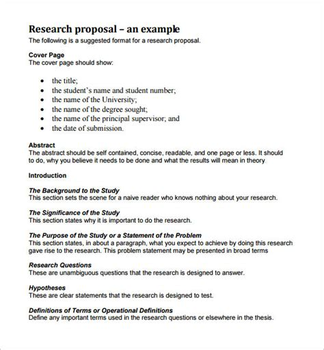 Research Design Sample In A Research Proposal Satirical Essay On