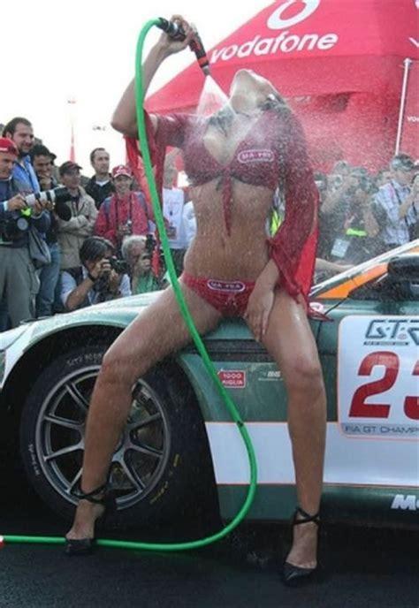Sexy Car Wash Girls 53 Pics