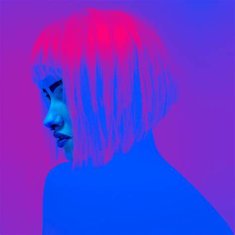 conceptual neon photography  slava thisset unit