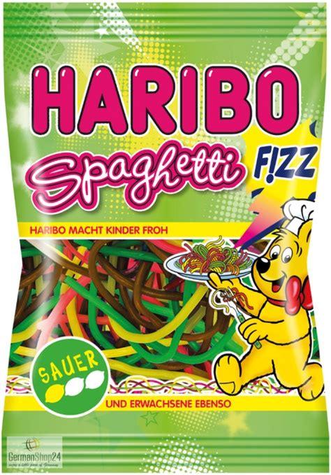 haribo sour spaghetti  oz