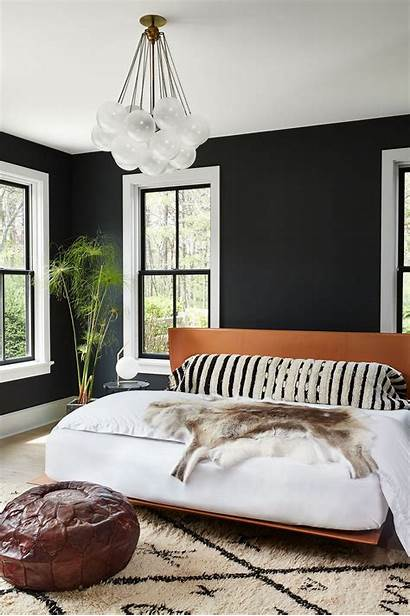 Bedroom Master Decorating Romantic Wall Modern Awesome