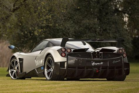 Pagani Builds The Huayra Bc In Honor Of First Customer