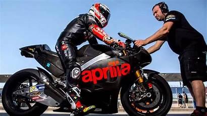 Aprilia Bike Race Rsv4 Motogp Gp Racing