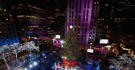 Rockefeller Center Tree Lighting-photos