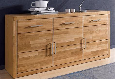 sideboard kernbuche 100 cm roomed sideboard breite 170 cm kaufen otto
