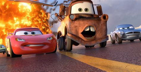 animated film reviews cars    wild funny