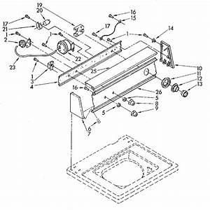 Kenmore 11082979100 Washer Parts