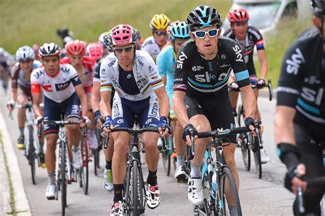 • 539 просмотров 1 месяц назад. Thomas 'in a good place' as Tour de Suisse comes to the boil   Cyclingnews