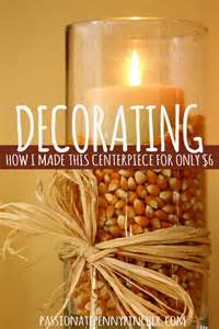 centerpieces with candles diy fall centerpieces you will fall in with