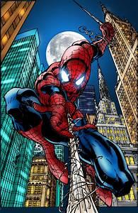 Spider-man by MarcBourcier on DeviantArt