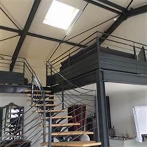 Faire Une Mezzanine : faire construire une mezzanine chez soi illico travaux ~ Melissatoandfro.com Idées de Décoration