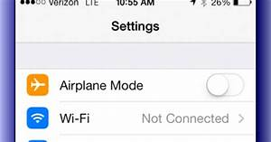 Iphone 7 Set Up Wifi Network Guide