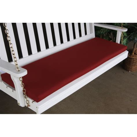 foot benchswingglider cushion