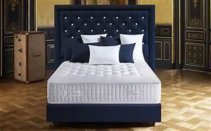 Matelas Hotellerie Haut De Gamme : literie haut de gamme un matelas d excellence treca ~ Dallasstarsshop.com Idées de Décoration