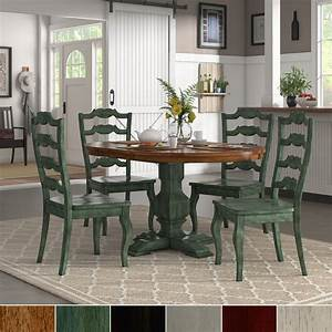 Inspire, Q, Eleanor, Sage, Green, Extending, Oval, Wood, Table, French, Back, 5