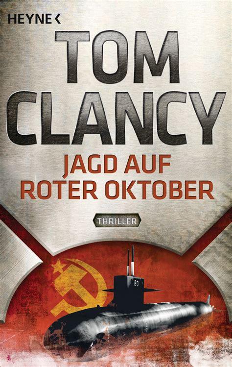 tom clancy jagd auf roter oktober heyne verlag taschenbuch