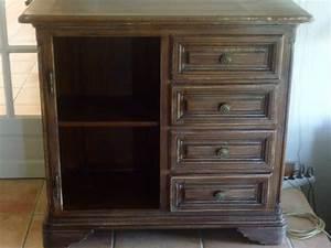 meuble bas relooke avant apres decor39in idees conseils With meuble repeint avant apres