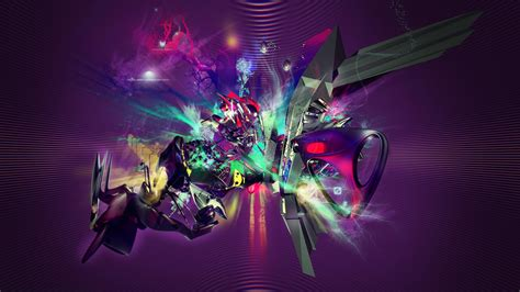 Abstract Music Hd Wallpaper Pixelstalknet